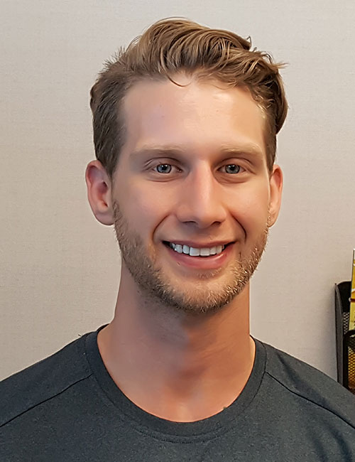 Zac Hygienist at Clayton Dental Centre
