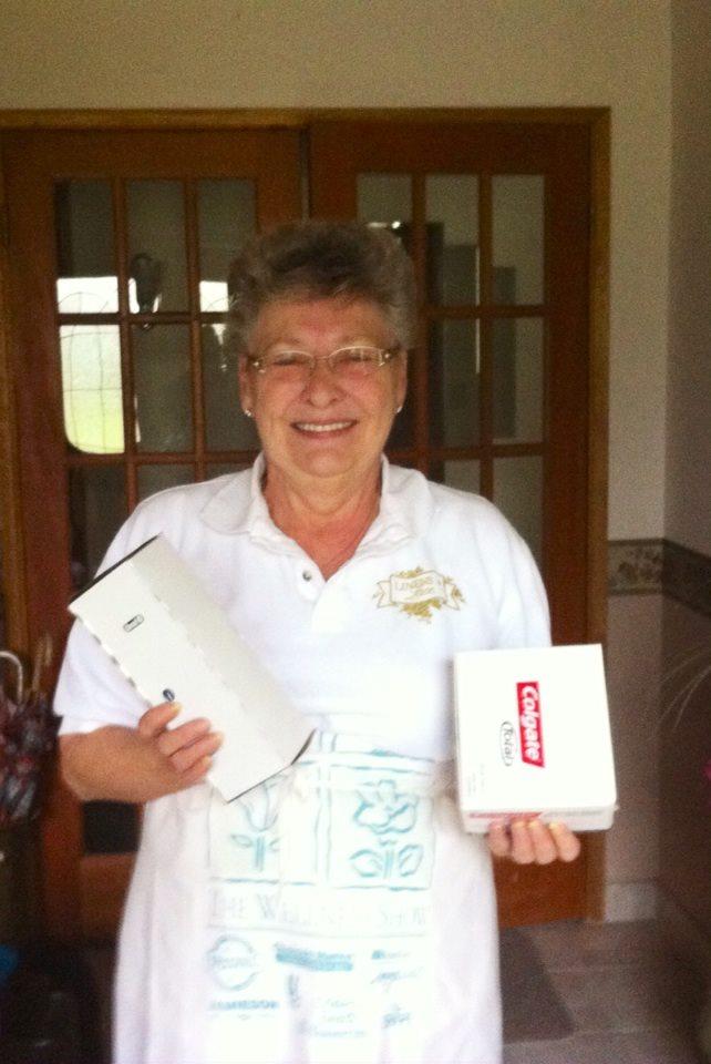 Zennie donations Ukraine
