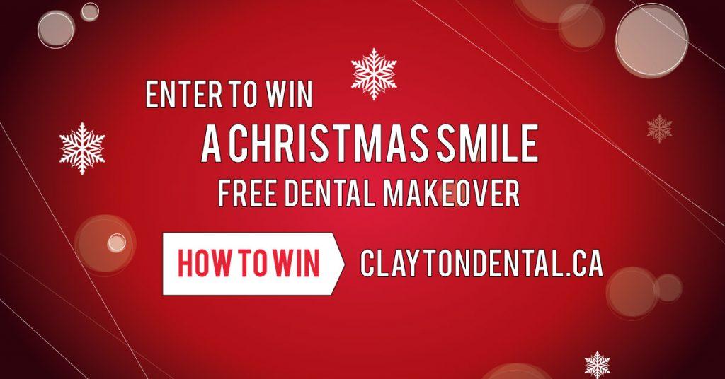 Clayton Dental Smile Giveaway