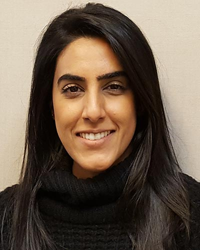 Dr Sonia Aujla