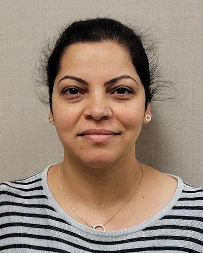 Rashmi CDA at Clayton Dental Centre
